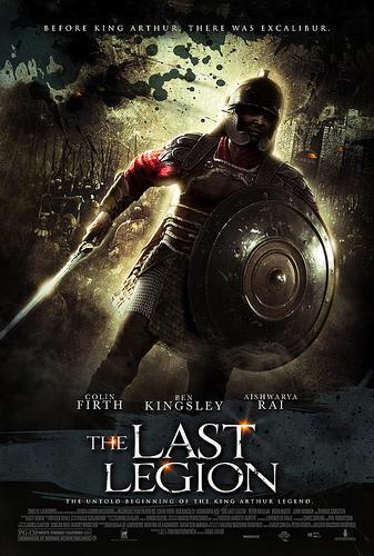 Póster de The Last Legion